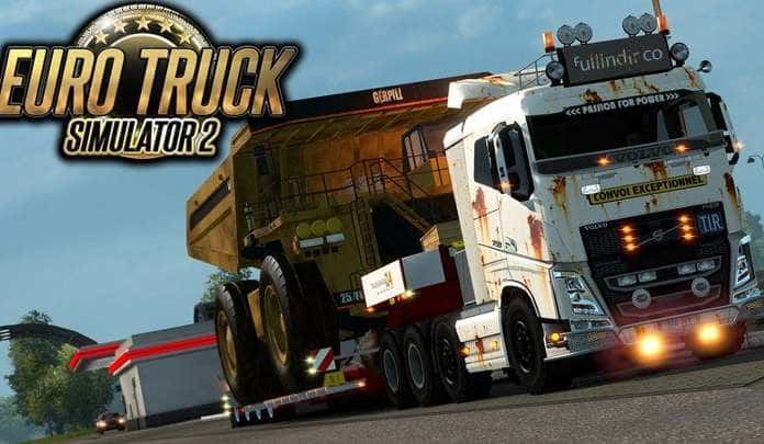 euro truck simulator 2 dil değiştirme