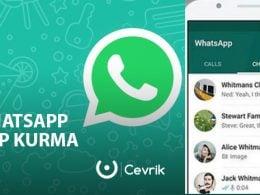 WhatsApp Grup Kurma