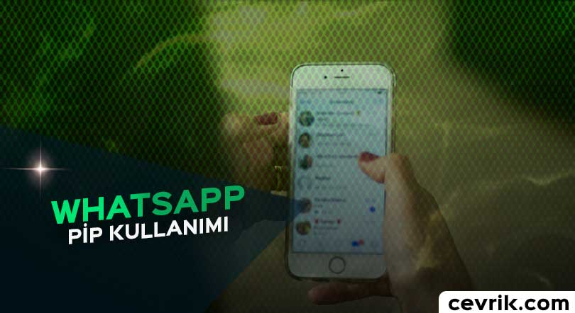 WhatsApp PiP